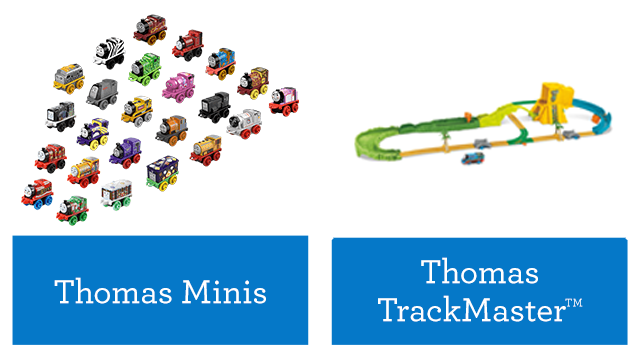 Thomas And Friends Toys Train Sets Playsets Fisher Price