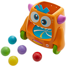 Stacking, Sorting & Rolling Toys