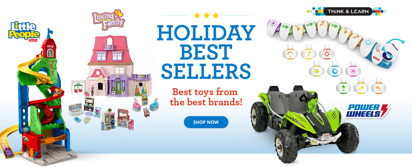 Holiday Best Sellers'