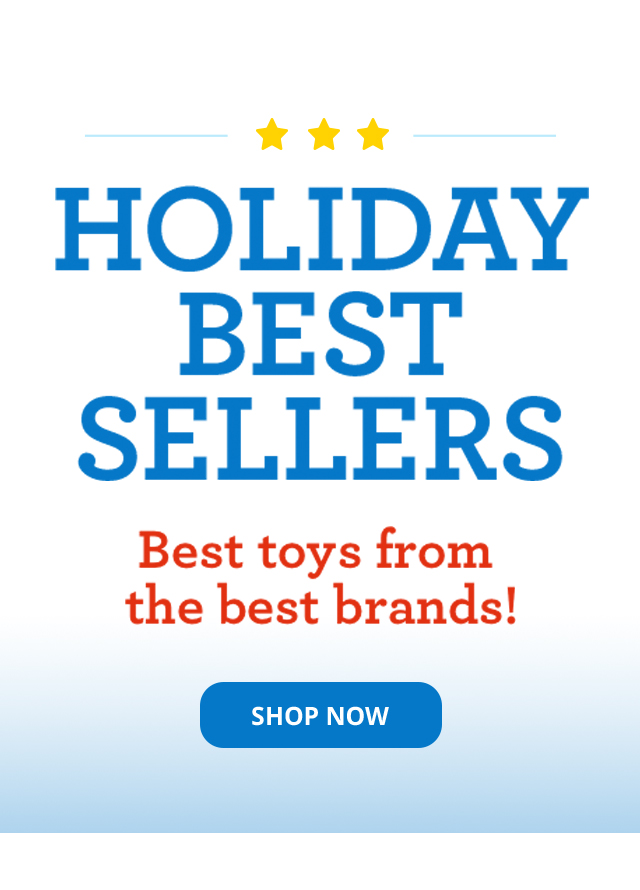 Holiday Best Sellers