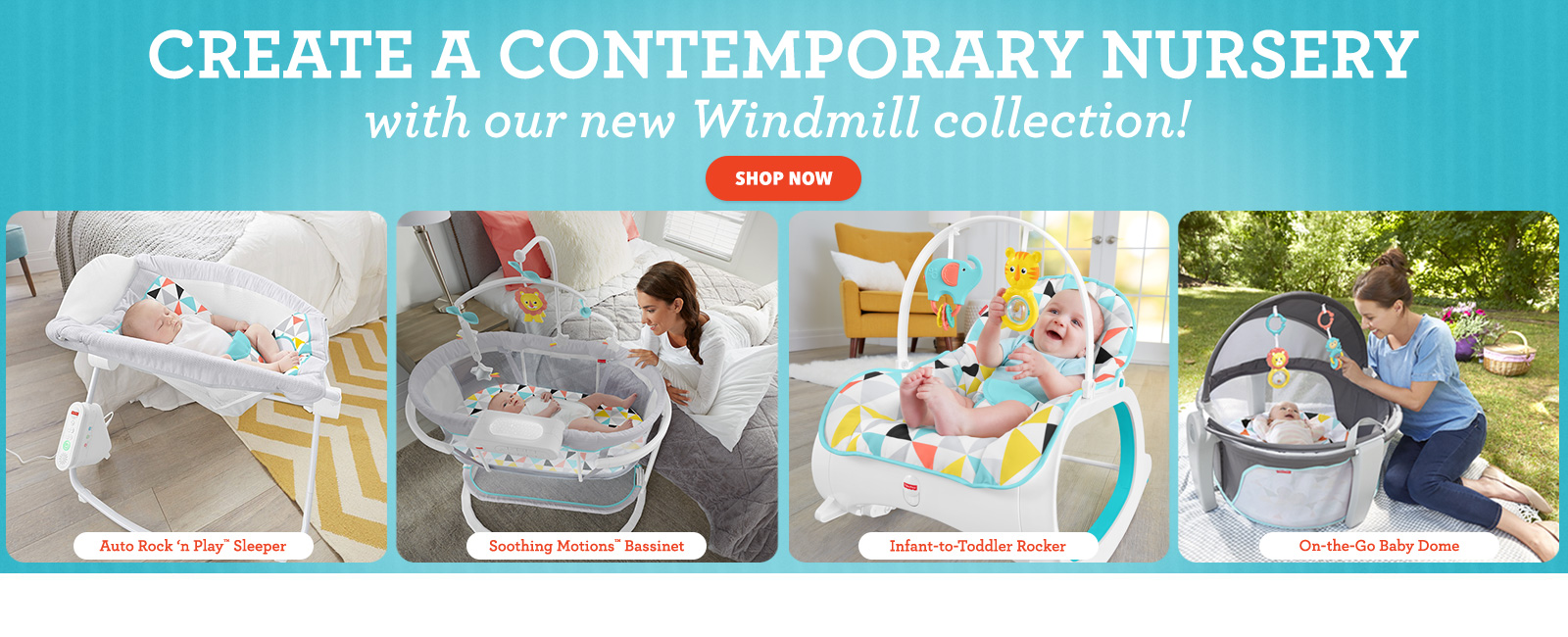 Create a Contemporary Nursery